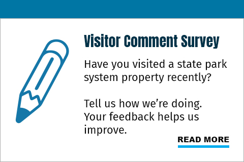 Have you visited a state park system property recently?