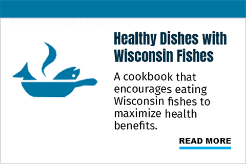Healthy Dishes with Wisconsin Fishes