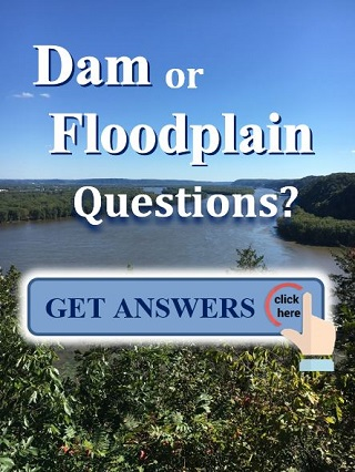 Dam or floodplain customer assistance