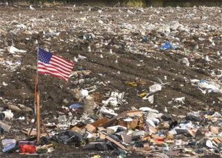 Wisconsin's waste reduction and recycling law