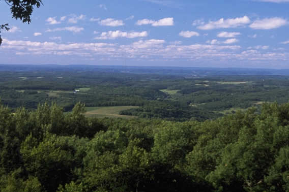 Blue Mound Vista