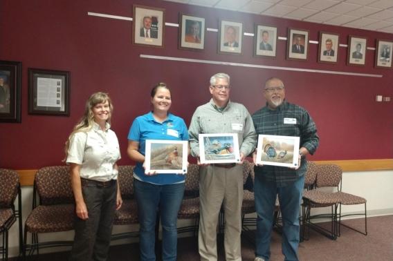 Wildlife stamp funding and stamp design contest ...