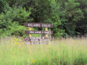Rullands Coulee