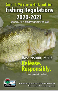 Fish regulations cover