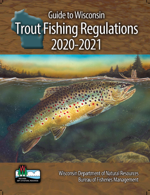 2019-2020 Trout Regs Cover