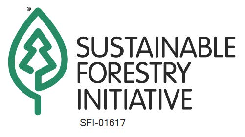 The Sustainable Forestry Initiative logo.