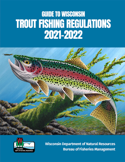 Trout Regs Cover 21-22