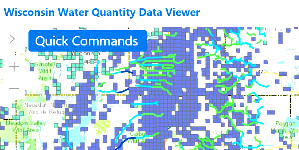 Wisconsin Water Quantity Data Viewer.