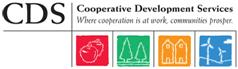 Logo for Cooperative Development Services.
