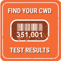 Find your CWD result