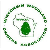 The Wisconsin Woodland Owners Association logo.